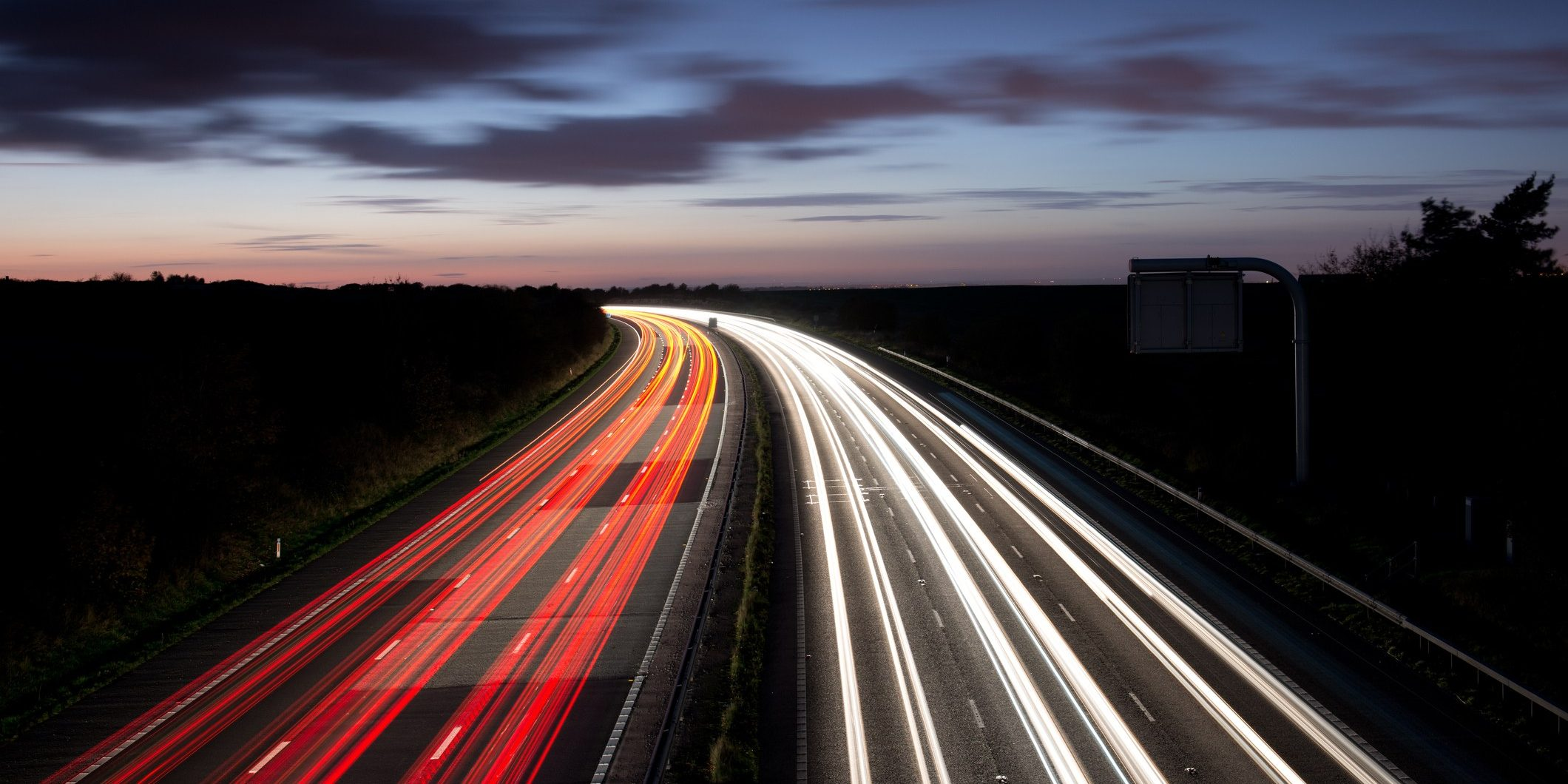 The Busiest Motorways in Britain