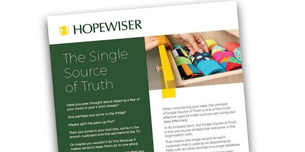 Free Guide: The Single Source of Truth